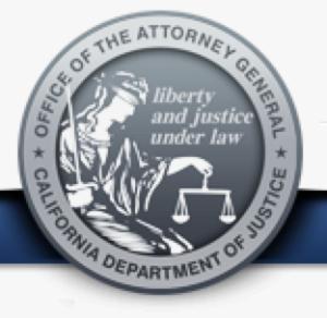 CA Deparment of Justice